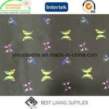 Lovely Butterfly Print Lining for Women′s Cloth