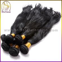Класс 5a человеческой Девы Перу волос, Гуандун принимают Paypal природных прямо Реми волос