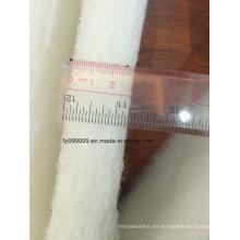 30 mm de espesor de filtro de filtro de poliéster para el tanque de pescado