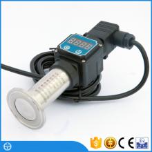 4-20mA flush diaphragm pressure gauge