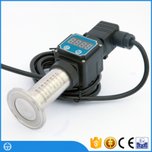 4-20mA flush diaphragm pressure gauge