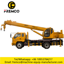 Mobile Cranes Of Construction Lifting Machinery