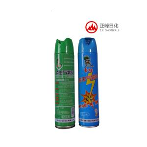 Household insecticide aerosol spray