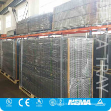 Steel Straight Wire Mesh Style Cable Tray For Communication