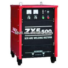 Máquina de soldadura por arco rectificador de tiristores ZX5-315 / 400/500/630