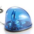 Sinal de advertência de lâmpada de halogéneo LED (azul de HL-102)