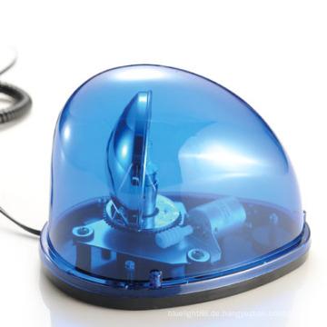 LED-Halogen-Lampe Warnung Beacon (HL-102 blau)