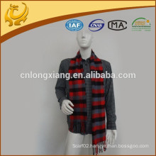 high quality and 100% cashmere men's cashmere scarves