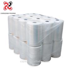 Clear Stretch Film Plastic Pallet Wrap