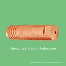 Punta de soldadura de cobre