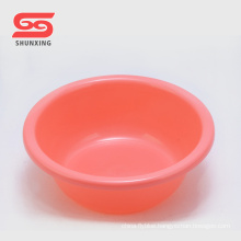 multipurpose classic shape non toxic plastic basin for wholesale