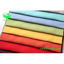 Linen Cotton Sofa Fabric (BS6024)
