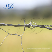 High Quality Barbed Wire Making Manufacturers