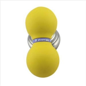 double massage lacrosse ball