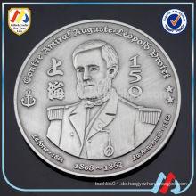 Gefälschte alte Münze