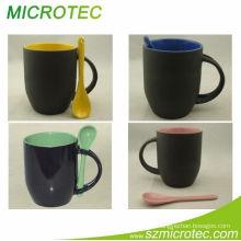 11oz Color Change Spoon Mug