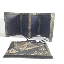14W Best Selling Highly Efficiency Foldale Solar Charger for Outdoor Camping