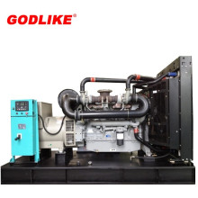 Grupo abierto Genset diesel con motor Perkins 300kVA / 240kw
