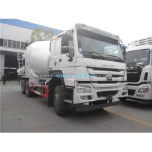Camión hormigonera HOWO 6x4