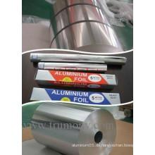 Aluminium Haushaltsfolie für Lebensmittelverpackung und Braten
