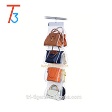 8 Pocket Bag Purse-Handbag-Storage-Holder-Organizer