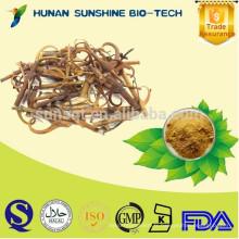 Suppléments à base de plantes Basse pression artérielle Uncaria Gambir Extrait Poudre