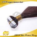 2015 novos produtos! Fita do cabelo humano de Qulity da parte superior da cor de Ombre em extensões do cabelo de Remy