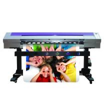 Лучшая Цена1.6м цифровой текстильный принтер машина