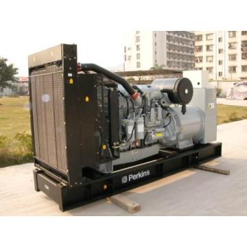 50HZ 100KW /125KVA Silent Perkins Generator Set