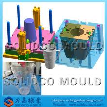 molde plástico de la jarra de la inyección / molde de la taza / molde del casquillo