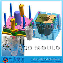 plastic injection jug mould/mug mould/cap mold