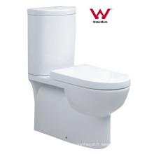 Salle de bain Filigrane Toilette en céramique à deux pièces (559)