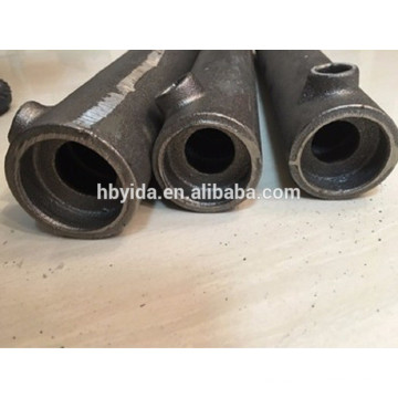 High quality grouting sleeve rebar mechanical splices