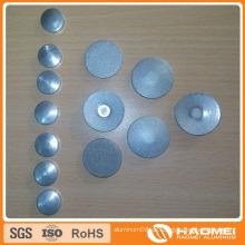 99,7% Aluminiumzusammensetzung Aluminiumschnecken Lieferant 1070