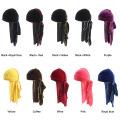 Divers accessoires de cheveux en vrac de couleur turban en jersey bandana