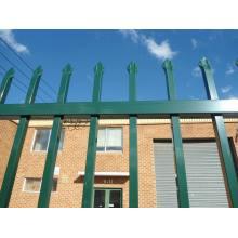 Verzinkter Stahl Streikposten Zäune Panel