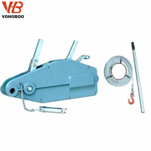 0.8T 1.6T 3.2T 5.4T hand Wire Rope Pulling Hoist