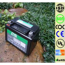 YT9B 12V8AH High Start Performance AGM Bateria de motocicleta acidificada com chumbo sem manutenção selada