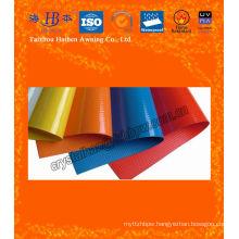 Flame Retardant and UV Resistance Durable PVC Fabric