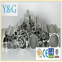 5251 5356 5454 5456 5554 alliage d'aluminium fabrication froide foret extrudée