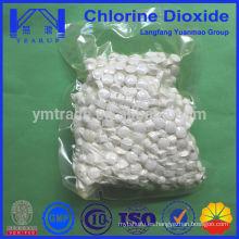 2015 Desinfectante estable de la tableta del dióxido de cloro de la venta caliente