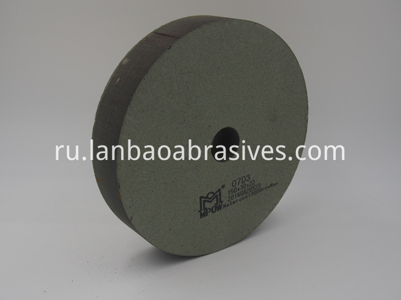 detail for 07D3 BD polishing wheel
