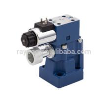 DBW10 válvula de alivio solenoide de presión hidráulica para máquina de doblado CNC hidráulica
