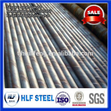 helical submerged arc welding