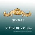 European Style Decke Dekorative Accessoires, Polyurethan Dekoration für Wohnkultur
