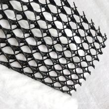 hdpe 0.5 mm black Geonet for plastic aquaculture for reinforcement of roads farming