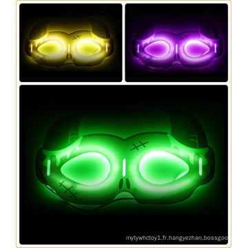 Masque à la mode Holloween Glow