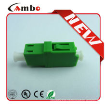 Simplex LC adaptador de fibra desnudo