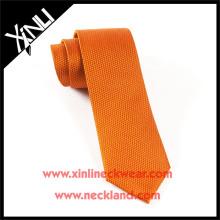Cravate tissée à la main de cravate de cou tissée par Jacquard de soie de noeud 100% parfait fournisseur