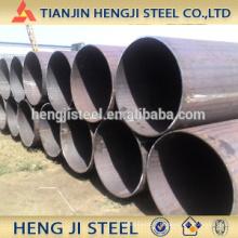 10 pouces Tuyau en acier soudé (tuyau en acier ERW) BS1387